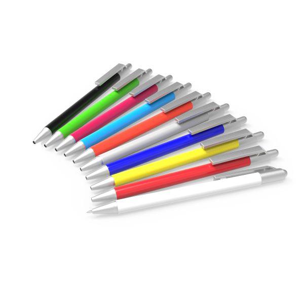 stylo plastique